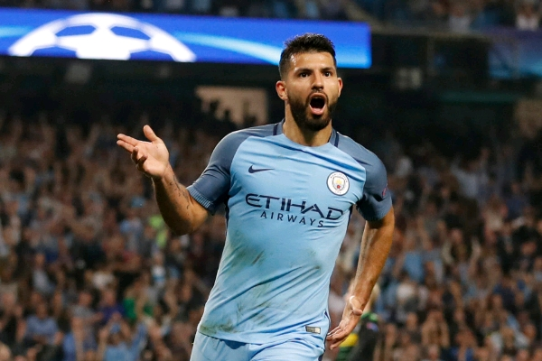 Henry: Aguero Is Premier League's Only World Class Striker