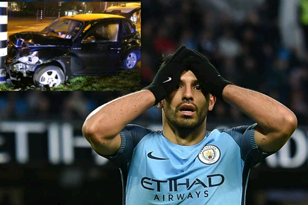 Aguero Gives Details Of Amsterdam Road Crash, Focuses On Recovery