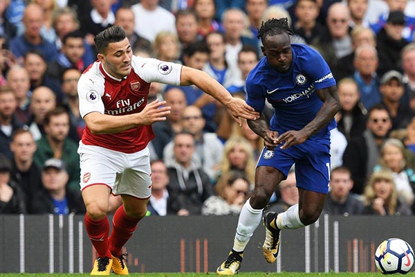 Hislop: Moses Was Chelsea's Best  Player Vs Arsenal