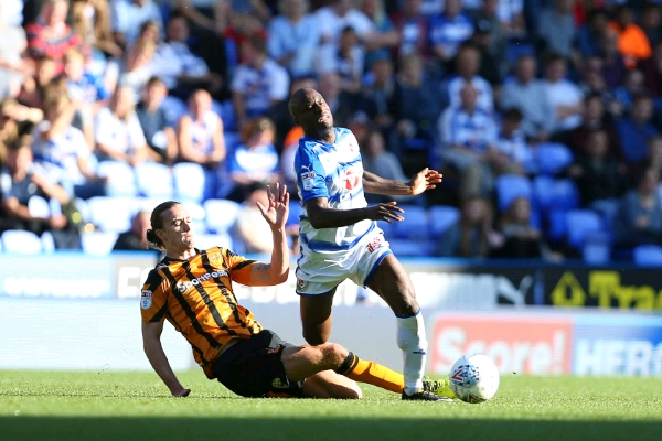 Aluko Optimistic Reading Can End Poor Run From Today's Game Vs Forest