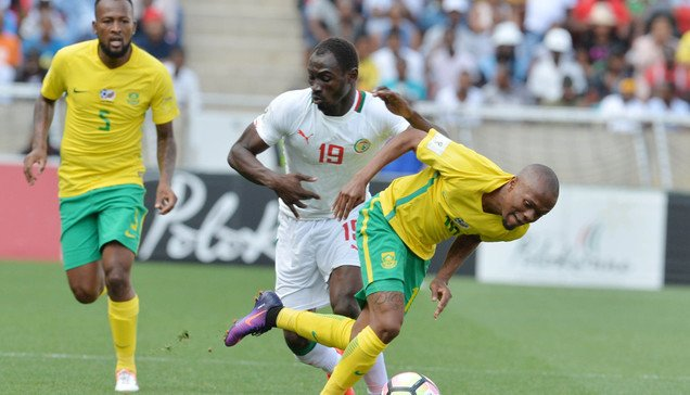South Africa Accept FIFA Verdict To Replay World Cup Qualifier Vs Senegal
