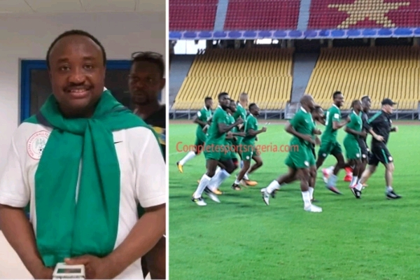 Babangida: Eagles Must Adopt Safety First Approach Vs Cameroon In Yaounde