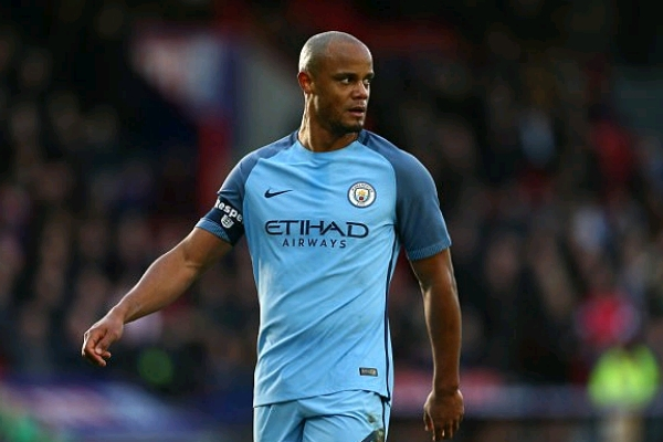 Guardiola: Kompany Out Of Liverpool Clash, Why City's Sanchez Bid Failed