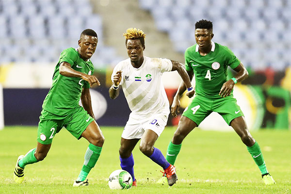 WAFU Cup: Okoro ‎Upbeat Home Eagles Will Edge Ghana In Group A Opener