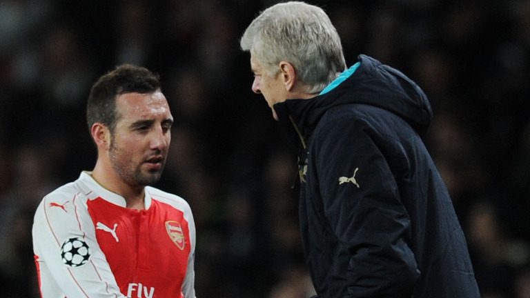 Wenger: Cazorla Could Return In January, Wilshere Stronger, I Wanted Mbappe