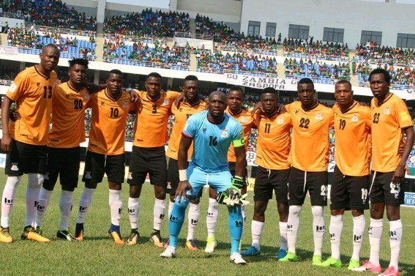 Zambia Ranked Top Southern African Team By FIFA