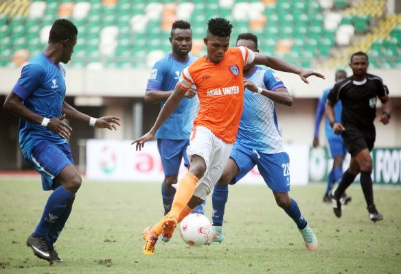 Aiteo Cup: Akwa United Rout Katsina Feeders, Close In On Semi-Finals