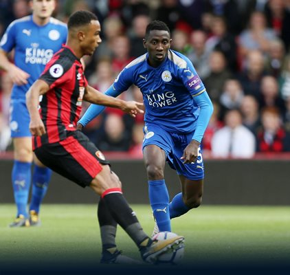 Ndidi, Iheanacho In Action As Leicester Hold Bournemouth; Man United Trounce Palace