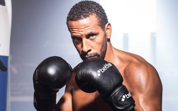 Ex-Man United Star Ferdinand Set To Become Professional Boxer