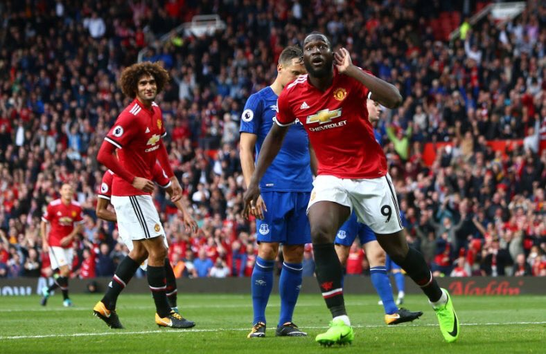 Manchester United Threaten Sanctions Against Offensive Fans After Lukaku Racist Chants