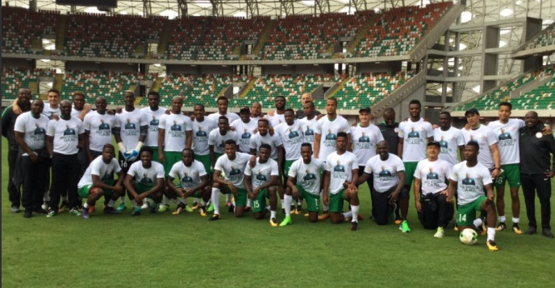 Rohr: Super Eagles Won For Ikeme