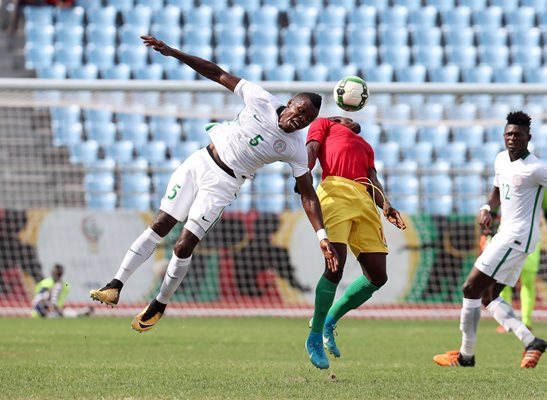 WAFU Cup: Home-Based Eagles Fire Blanks Again In Guinea Draw