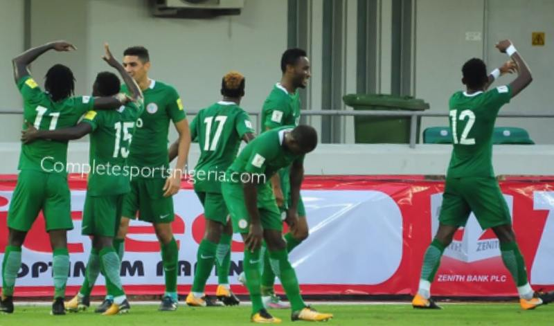 Balogun Hails Moses' Back-To-Back CAF Best Eleven Feat