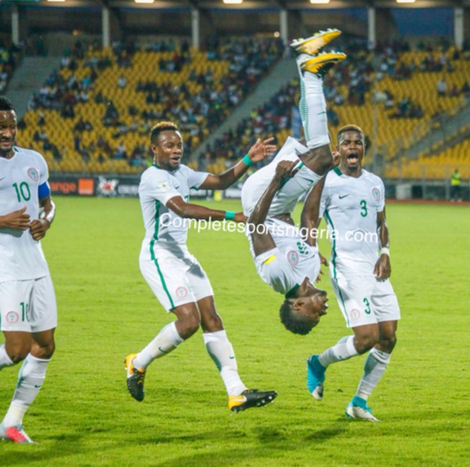 Chukwu: Zambia Pressure Good For Super Eagles