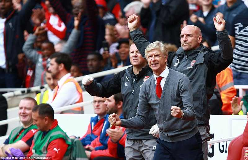 Wenger Hails Arsenal's  'Serious Performance' Vs Bournemouth, Backs Sanchez To Impress