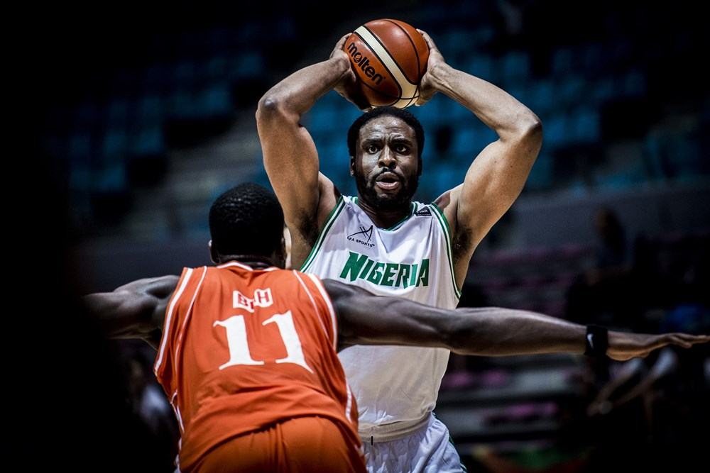 Men's AfroBasket: Diogu Stars As D'Tigers Survive Cote D'Ivoire Scare