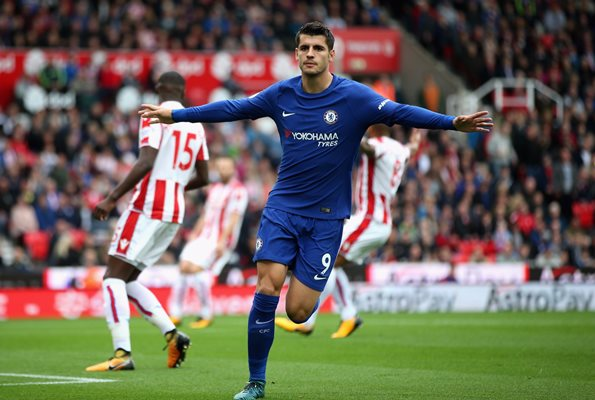 Simeone Wary Of Morata, Hazard Threat As Atletico Host Chelsea
