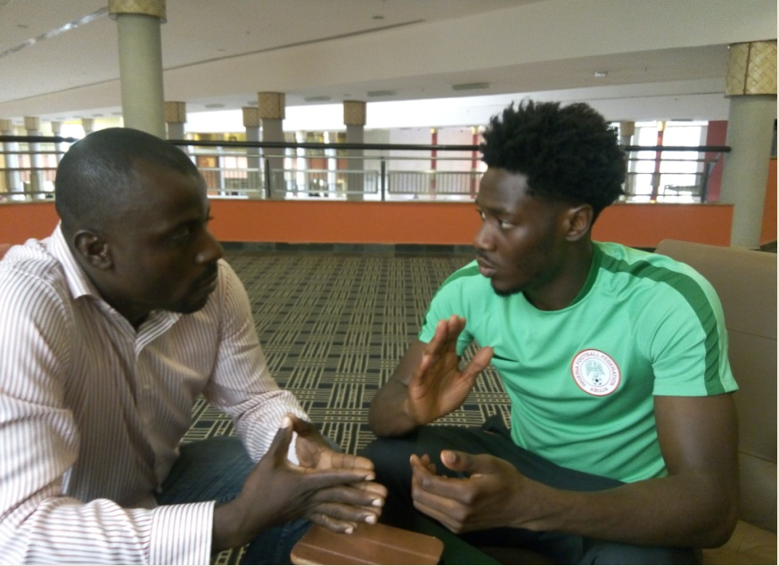 New Super Eagle Ola Aina: Why I Chose Nigeria Ahead Of England