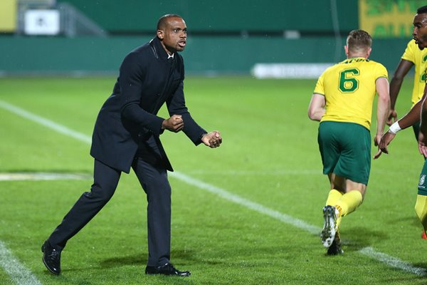 Oliseh Thrilled By Record Fortuna Sittard Away Win