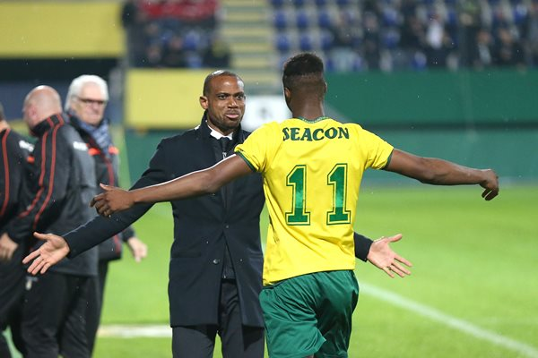 Oliseh 'Proud' Of Assistants, Players As Fortuna Sittard Extend Home Record