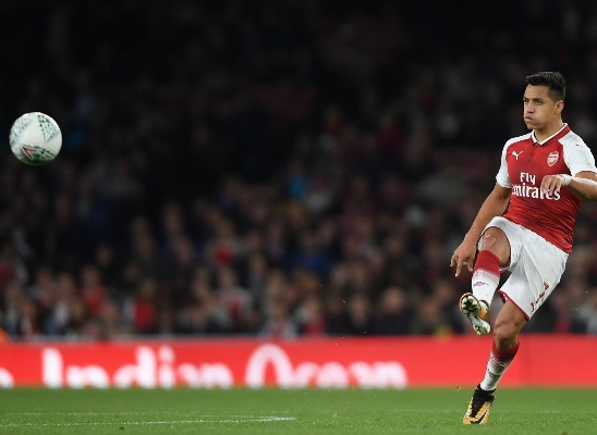 Akpom: Arsenal Players Still Banter About Sanchez's Failed Man City Move