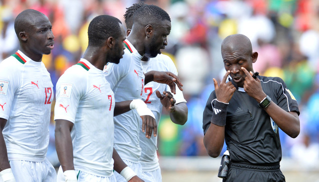 Top 8 Most Controversial Decisions Of Banned Ghanaian Ref Lamptey's Career