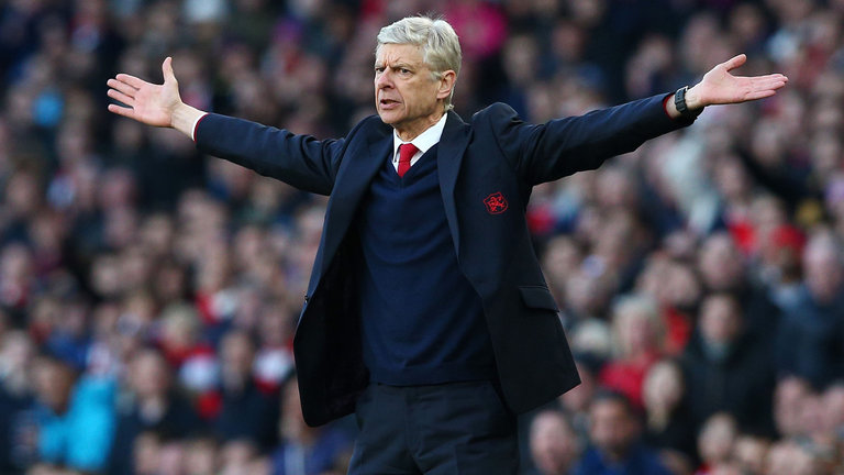 Wenger Moans Over Congested Fixture Schedule That Will See Arsenal Play Three Games In Seven Days