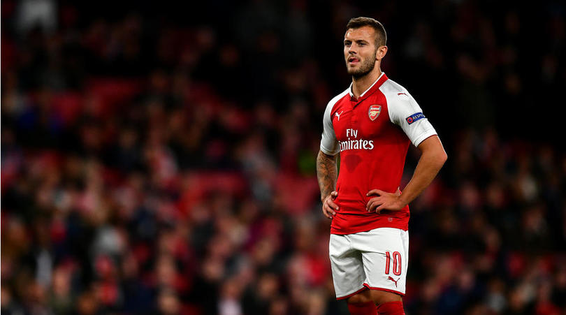 Wenger Pleased To See Wilshere Getting Back To Best Form For Arsenal