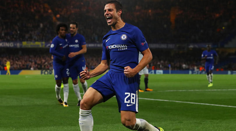 Chelsea Coach Conte Rates Azpilicueta As One Of The World's Best Players
