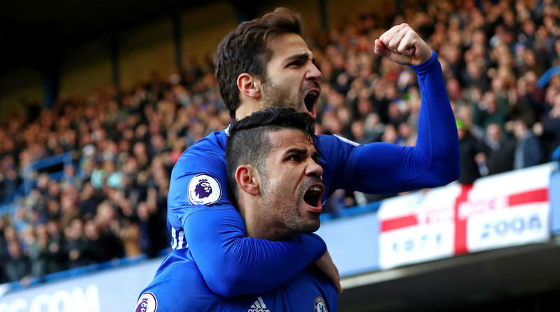 Fabregas Claims 'Pure Striker' Diego Costa Will Be Missed By Chelsea