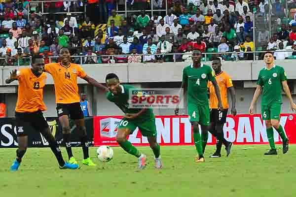 Ugbade: Why The Super Eagles Struggled Against Zambia