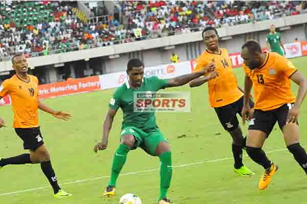 Ighalo 'Honoured' To Represent Nigeria At World Cup, Boasts: Bring On Any Country