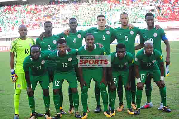 ROAD TO RUSSIA: How Strong Should Nigeria Squad For Algeria/Argentina Matches Be?