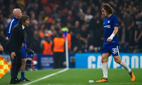 Conte Accepts Blame For Chelsea Draw With Roma, Blasts Mourinho