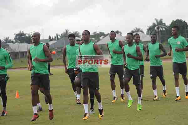Amuzie Backs 'Strong Super Eagles' To Defeat Zambia In Uyo