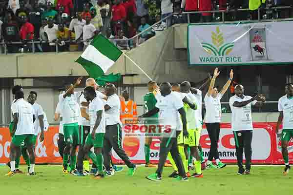 Takeaways As Super Eagles Overcome Boastful  Zambia