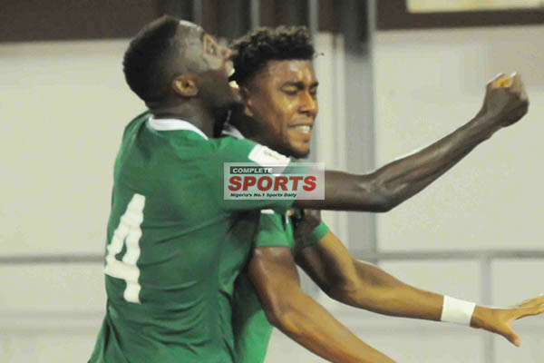 Iwobi Fires Nigeria To 6th World Cup As Super Eagles Dump Out 'Stubborn' Zambia