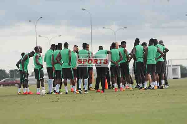 Ogunbote: Zambia Can't Stop Nigeria's World Cup Dream