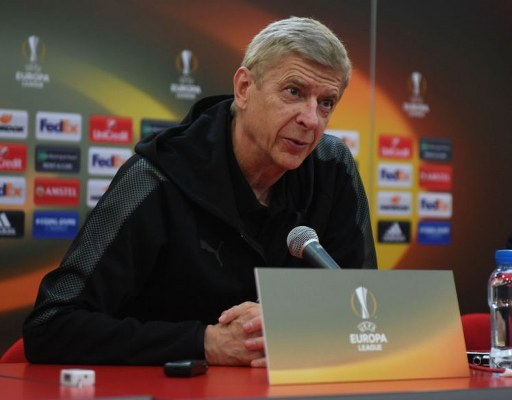 Europa League: Wenger Hails Arsenal Players Over Win At  Red Star