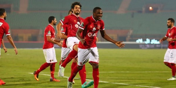 Ajayi Scores In Egyptian Champions Al Ahly League Win