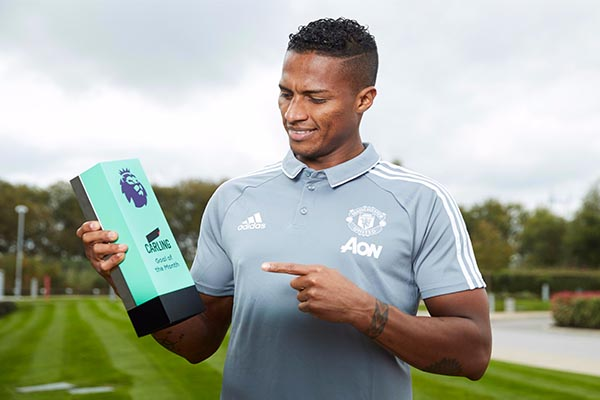 Valencia Strike Wins EPL Goal Of The Month For September