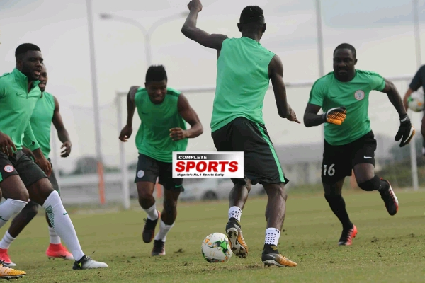 Ajiboye: Zambia Are Making Noise, Super Eagles Will Shut Them Up