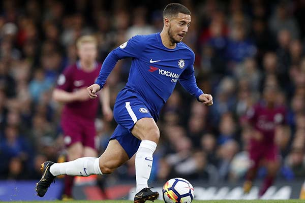 Hazard Focused On World Cup, To Delay Decision On Chelsea Future
