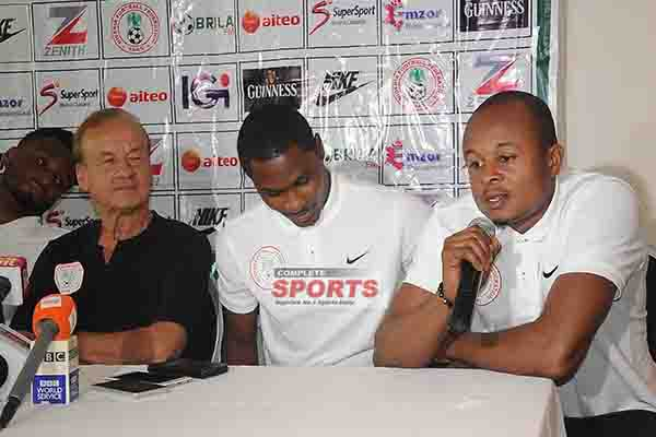 Ezenwa: I'm Happy Akpeyi Is Back, Super Eagles Have Great Keepers