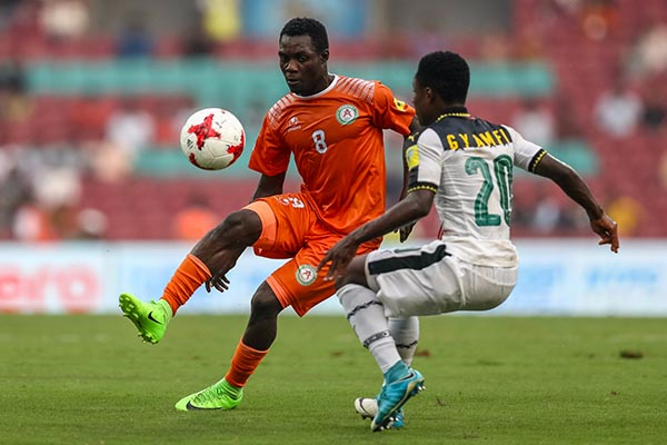 U-17 World Cup: Ghana Beat Niger, To Face Mali In Q/Finals