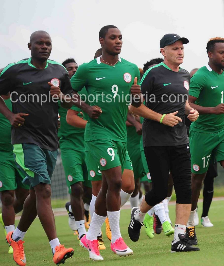 Eagles To Hold First Training Session At 5:30pm Today