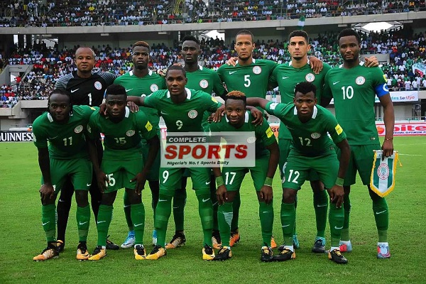 Nigeria, Iceland Drop In FIFA Rankings As Croatia Rise; Argentina Stable