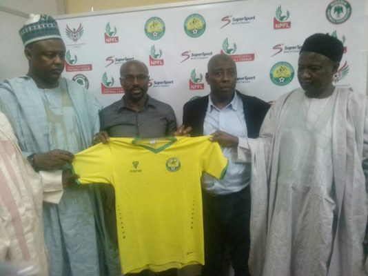 El-Kanemi Coach Amapakabo Targets NPFL Title As Players Resume On Sunday
