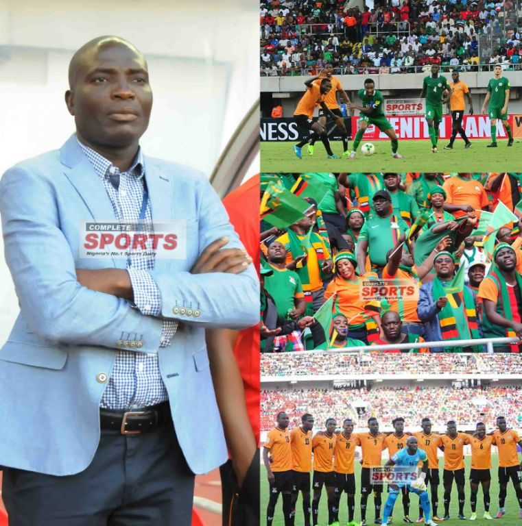 Nyirenda: I'm Proud of Chipolopolo Despite Defeat To Super Eagles