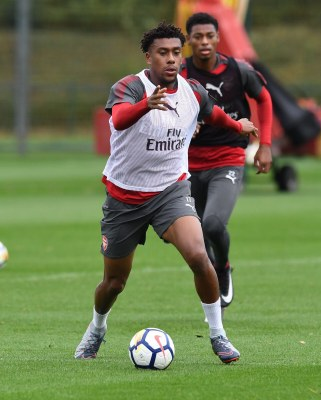 Carabao Cup: Iwobi Set To Return For Arsenal Vs Norwich